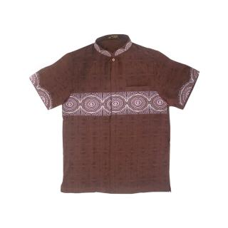 Baju Taqwa Des 08B Brown